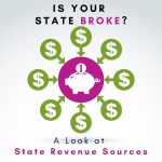 Is Your State Broke? Eakub Khan Analyzes State Tax Revenue Sources