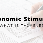 Which Stimulus Payments Are Taxable (and Which Aren't) For Jackson Heights area Taxpayers