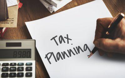 Eakub Khan's Seven End of Year Tax Planning Strategies
